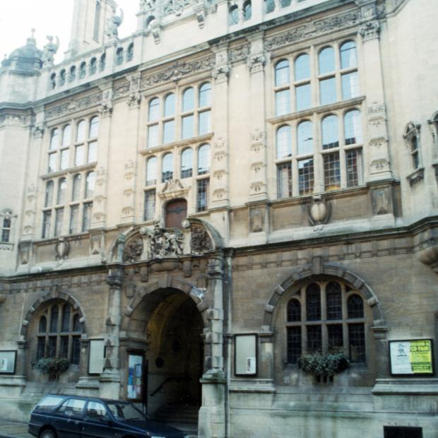 thisisoxfordshire: Oxford's Town Hall