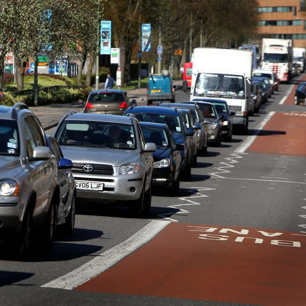thisisoxfordshire: Ongoing projects cause weekend traffic chaos