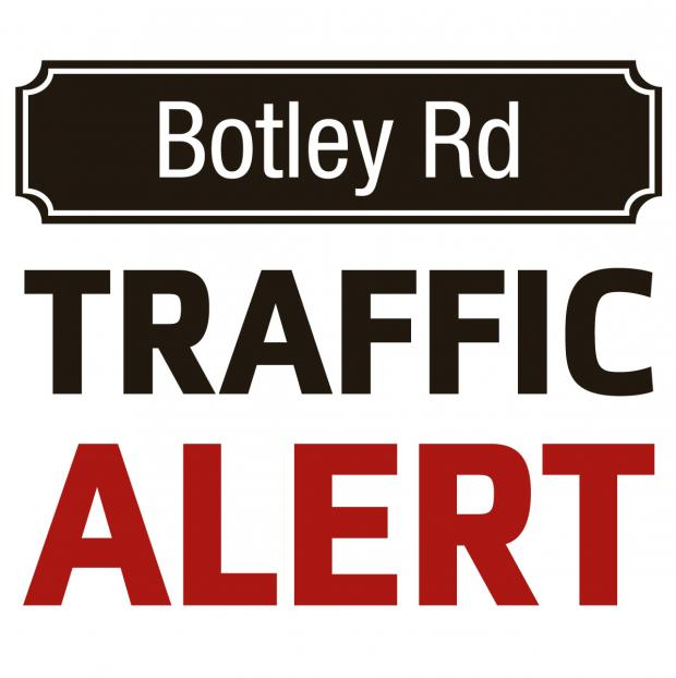 thisisoxfordshire: Delays on Botley Road as electrical works continue