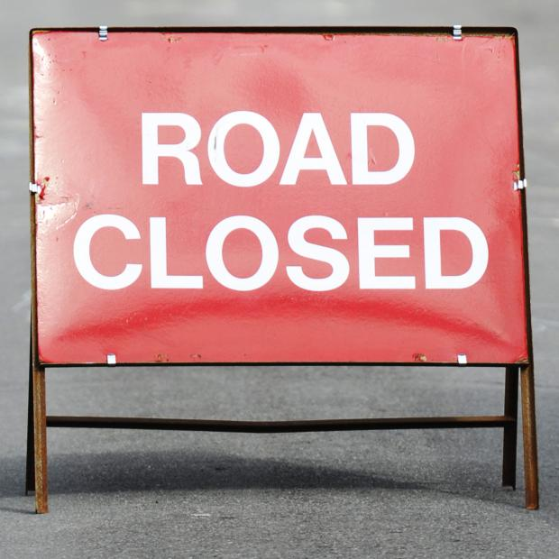 thisisoxfordshire: George Street will shut for a month