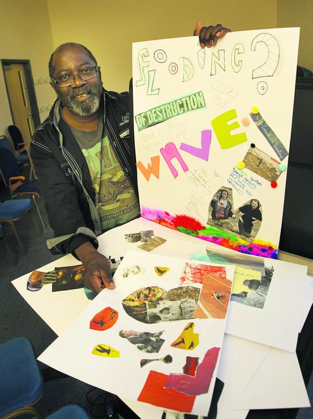 thisisoxfordshire: Euton Daley plans theatre workshops for young people