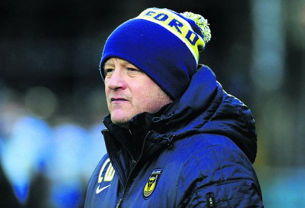 thisisoxfordshire: Wilder resigns as Oxford United manager