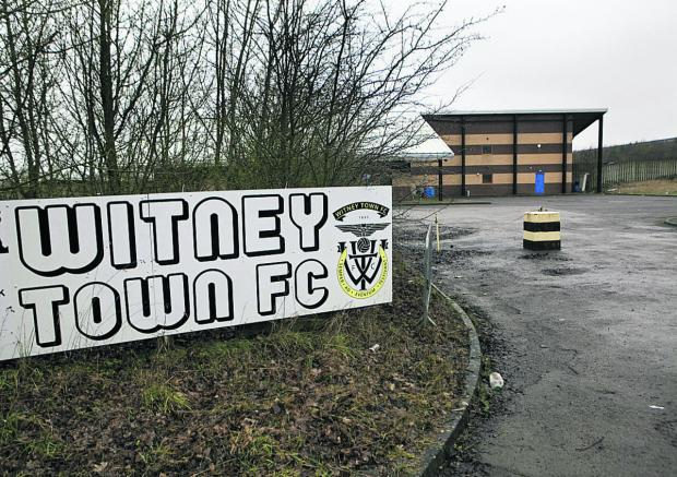 thisisoxfordshire: Witney Community Stadium has stood empty since Witney Town folded last year