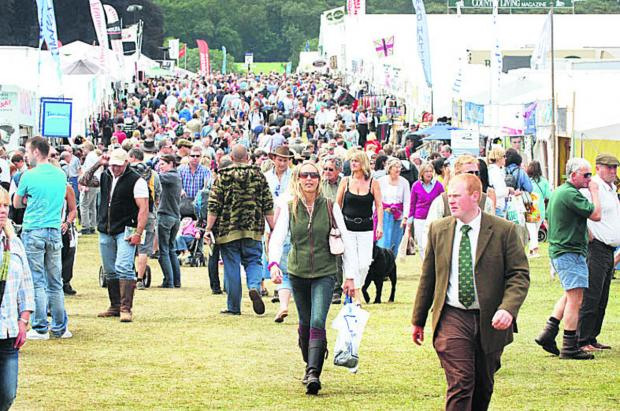 thisisoxfordshire: Visitors to the CLA Game Fair will find new events this year