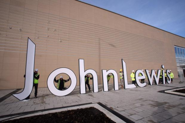 John Lewis is one of the businesses Groves supplies