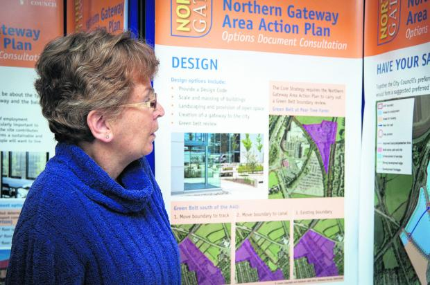 Sue Smith, who lives locally, looks at Northern gateway plans