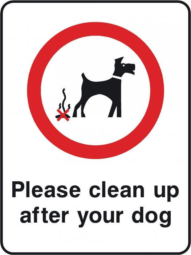 thisisoxfordshire: Clean it up appeal to  village dog owners