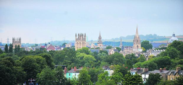 The city of dreaming spires