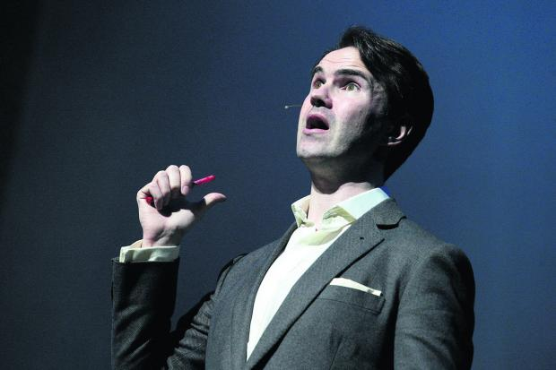 thisisoxfordshire: Jimmy Carr