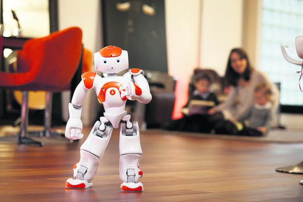 thisisoxfordshire: Robots shaping up to be carers of the future