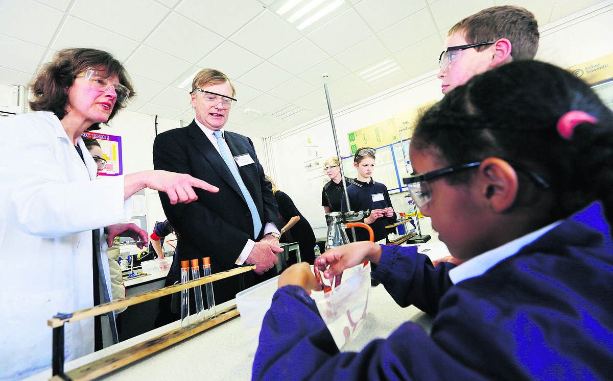 Lord's a leaping to find out about science link