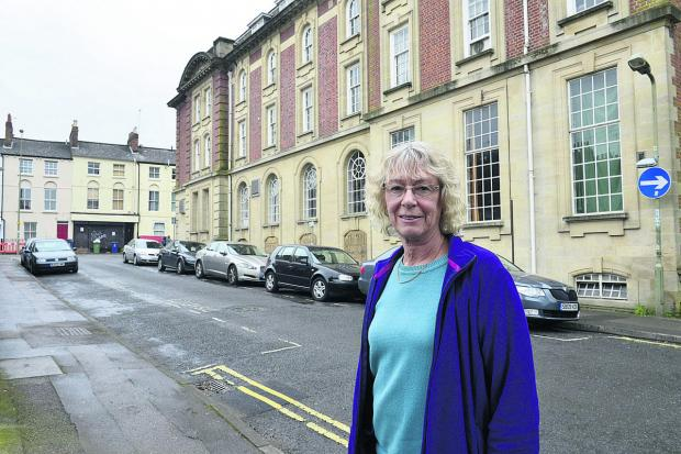 thisisoxfordshire: Ward councillor Susanna Pressel is hoping more can be done to provide replacement parking for residents when the former Ruskin College site in Jericho is redeveloped