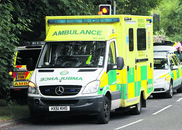 thisisoxfordshire: Ambulance service whistleblowers say staff are feeling the pressure of unfilled vacancies in Oxfordshire