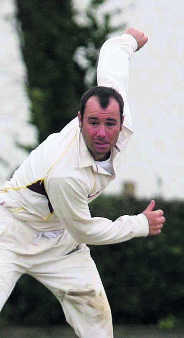 thisisoxfordshire: Richard Kaufman returns to the Oxfordshire side to face Sussex on Monday