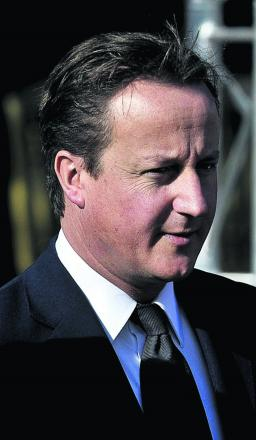 Cameron wants Cotswold Line section upgraded