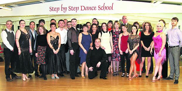 The Strictly Oxford line-up