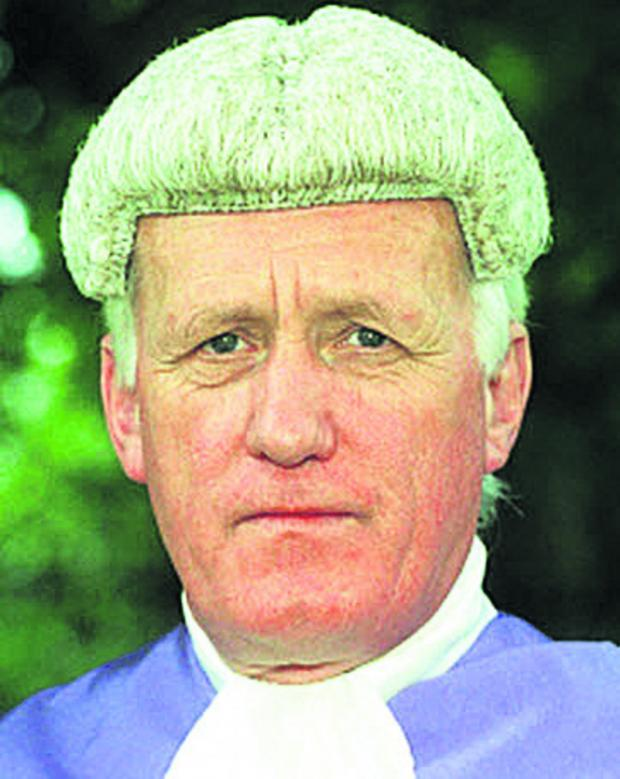 thisisoxfordshire: Judge Patrick Eccles
