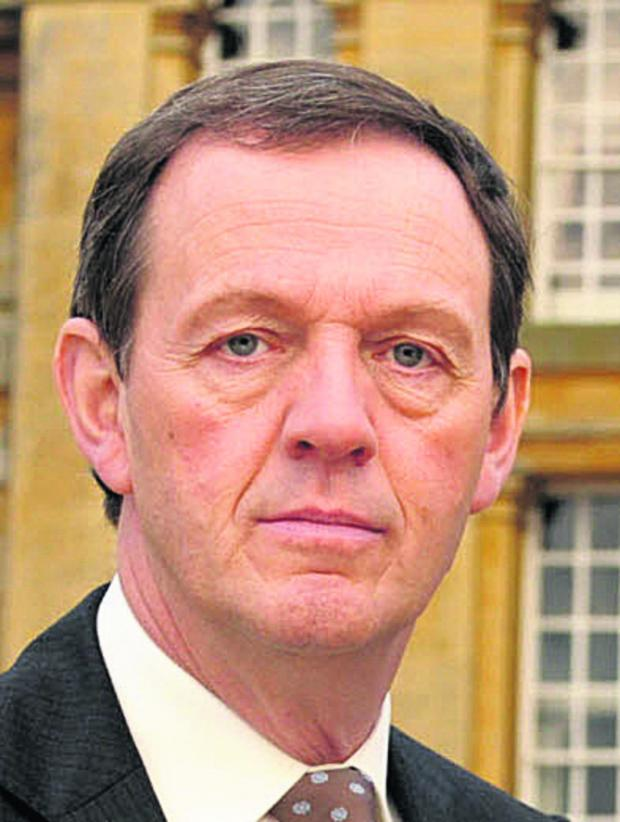 thisisoxfordshire: Kevin Whately stars in the new series of Lewis