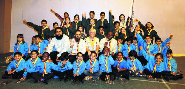 Members of 54th Oxford (Ansar) Scout Group are set to benefit from the Oxford Community Foundation for a trip to Turkey