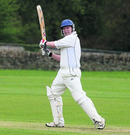 Opening batsman Alex Yarnley has left Chadlington