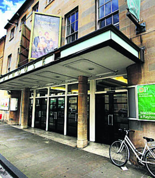 thisisoxfordshire: Work: The Oxford theatre wants more patronage