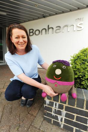 Iconic Playschool doll Humpty sold for £6,250 at auction at Bonham's