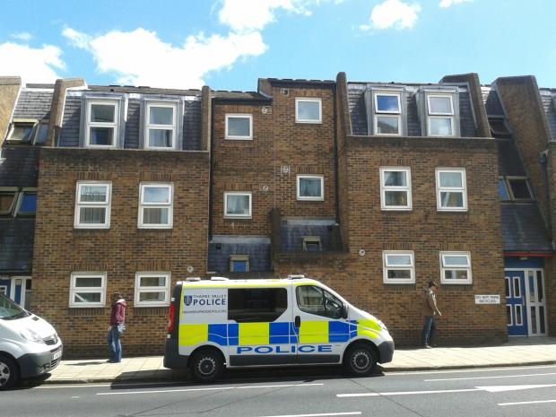 thisisoxfordshire: Man found dead in city flat named