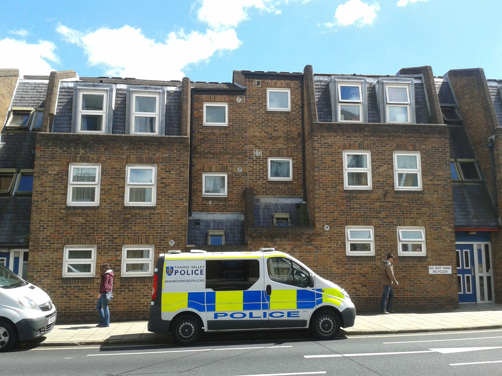 Man found dead in city flat named