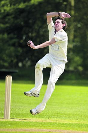 Lawrence Brock claimed figures of 4-13 in seven overs in Great & Little Tew's victory over Shipton