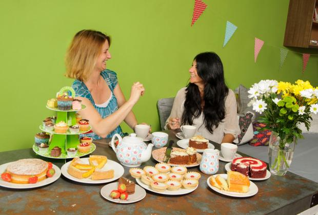 thisisoxfordshire: World's Biggest Coffee Morning - Macmillan