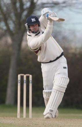 Nathan Hawkes hit brilliant century