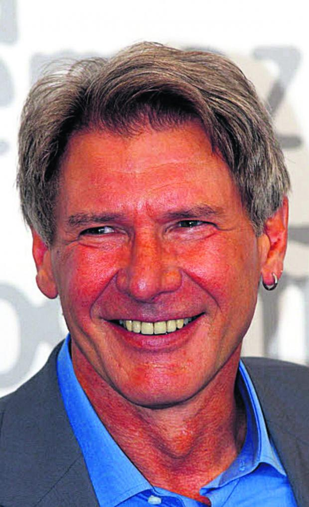 thisisoxfordshire: Harrison Ford airlifted to hospital with broken ankle