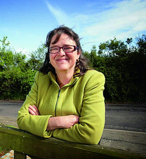 thisisoxfordshire: CPRE Oxfordshire director Helen Marshall