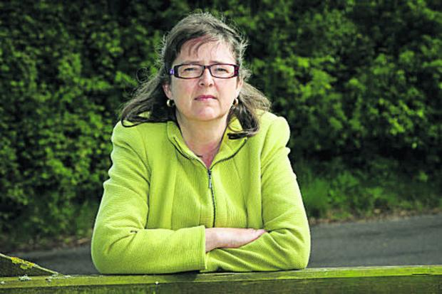 Helen Marshall of the Oxfordshire branch of Campaign for Rural England