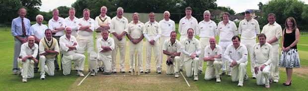 CRICKET: Tiddington lord it over seniors in clash of Lord's finalists