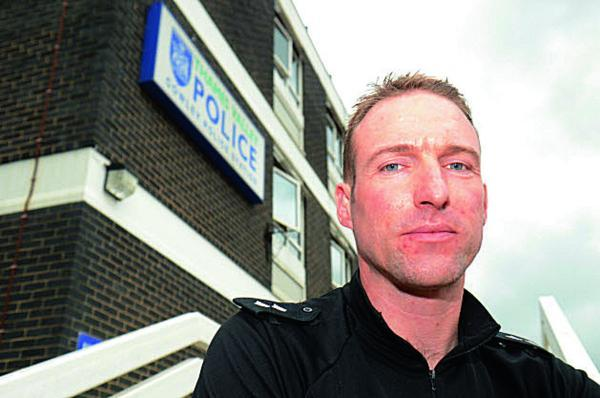 Insp Gavin Biggs  Picture: OX69