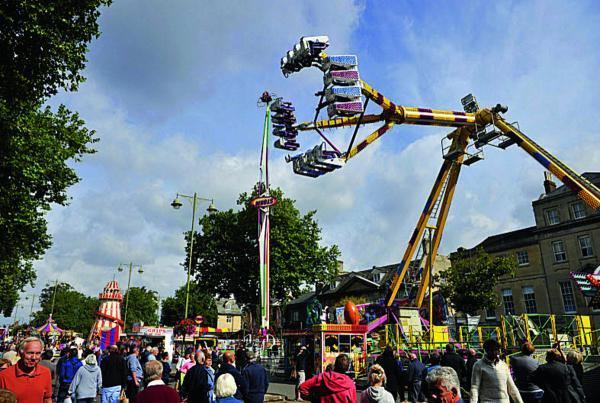 thisisoxfordshire: Last year's fair attracted huge crowds