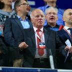 thisisoxfordshire: Greg Dyke, left, believes video replays should be brought in