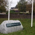 thisisoxfordshire: The gates at the Caterham factory in Leafield remain closed for a second day