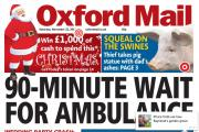 What's in our interactive front page of the Oxford Mail today?