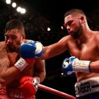 thisisoxfordshire: Tony Bellew, right, beat Nathan Cleverly