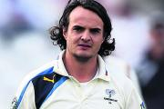Jack Brooks hit 53 from just 38 balls before England declared