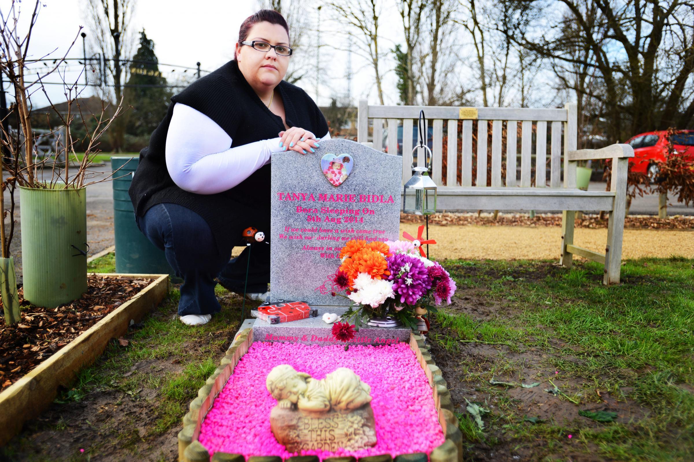 Облагородить могилу на кладбище своими руками 41