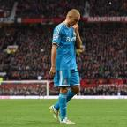 thisisoxfordshire: Wes Brown was wrongfully sent off against Manchester United on Saturday