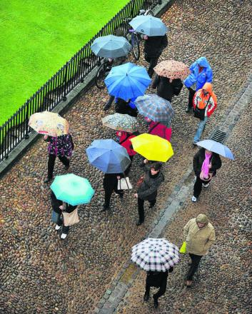 Is it really going to be a bank holiday weekend washout?