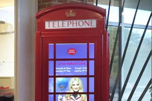 Disused phone box could get a new life