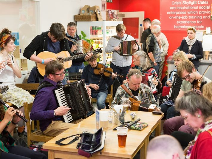 Folk Weekend: Oxford 2018