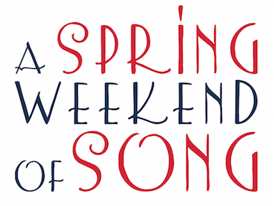 Spring Weekend of Song: Song Composition Workshop