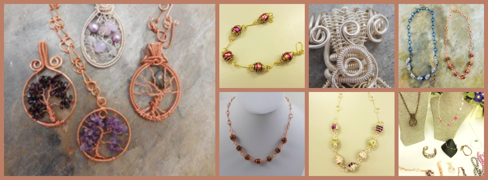 Beginner's Wirework Jewellery Making