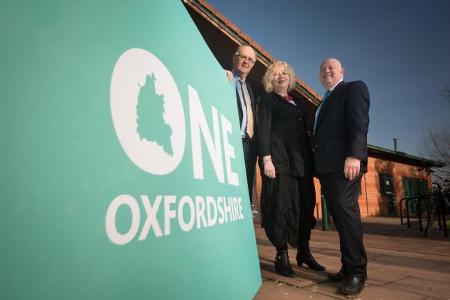 One Oxfordshire would see the six main councils within Oxfordshire merge. Picture: Andrew Walmsley